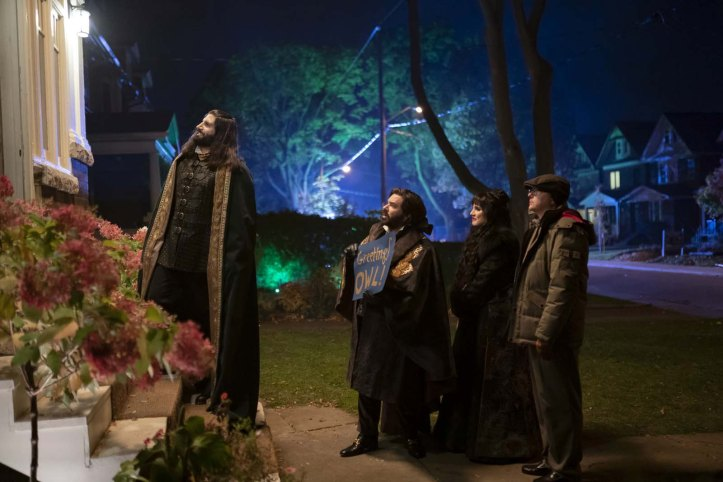 WHAT WE DO IN THE SHADOWS - Saison 2 - Episode 3